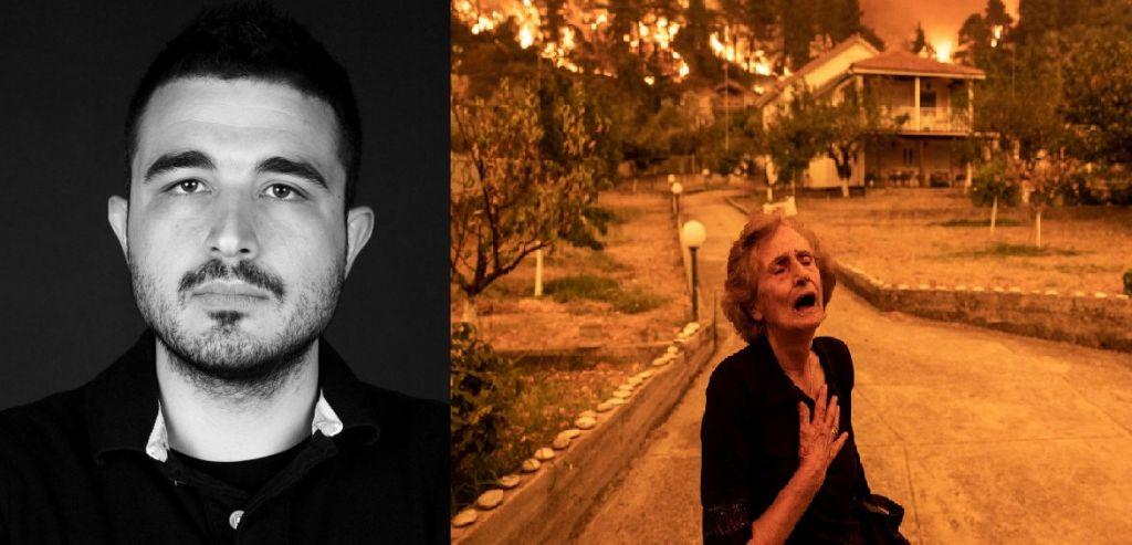 Κωνσταντίνος Τσακαλίδης –  «Ναι, είναι στιγμές που την αφήνεις την κάμερα»