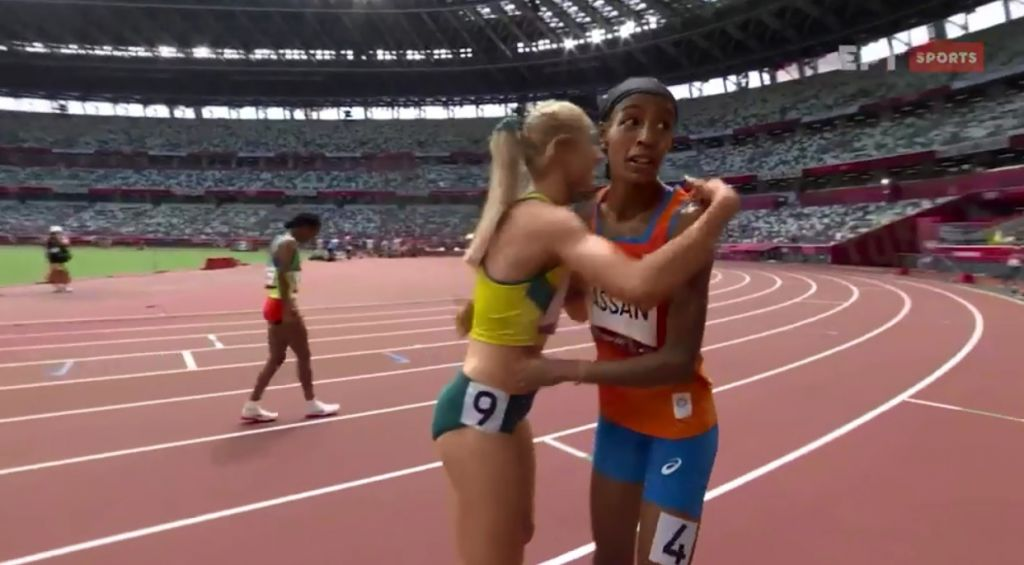 Ολυμπιακοί Αγώνες – Απίστευτη η Χασάν, νίκησε στα 1500 μέτρα ενώ είχε πέσει