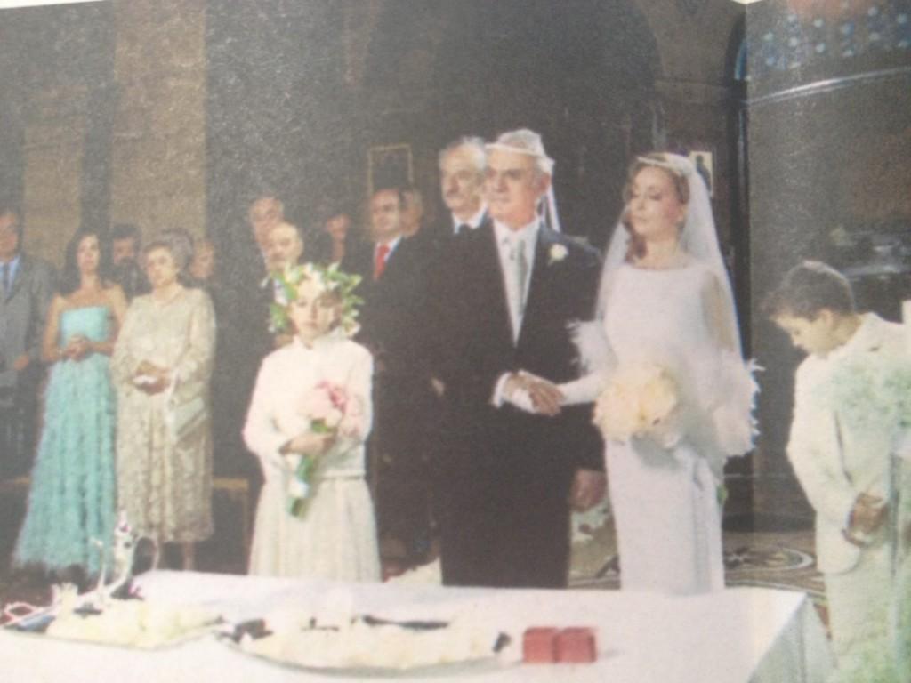 Ακης Τσοχατζόπουλος – Βίκυ Σταμάτη – Ο μεγάλος έρωτας, ο χλιδάτος γάμος στο Παρίσι και η αρχή του πολιτικού τέλους