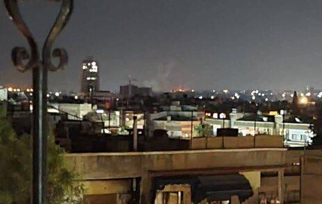 Νέα ισραηλινή επίθεση – Επιβατικά αεροσκάφη εγκλωβίστηκαν στον εναέριο χώρο της Συρίας