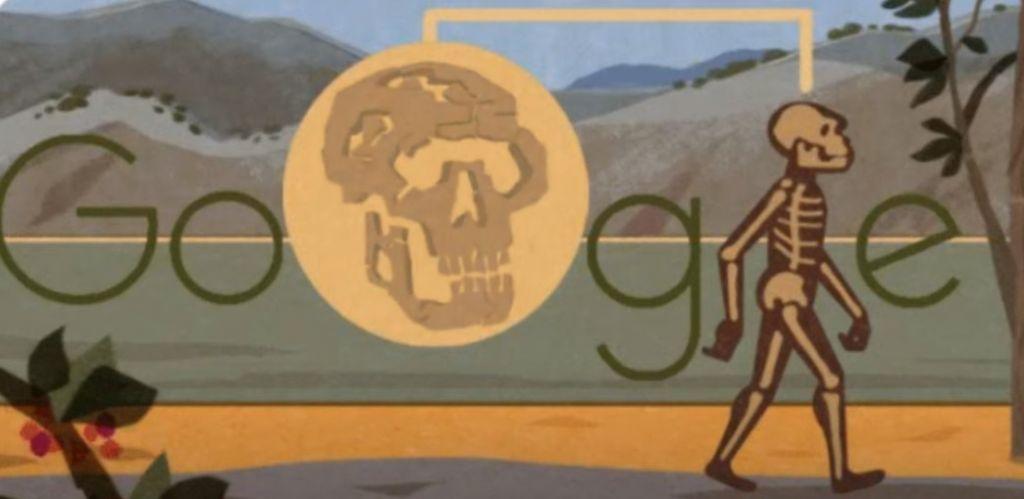 Το «αγόρι της Τουρκάνα» – Η ανακάλυψη που τιμά το doodle της Google την 1η Αυγούστου