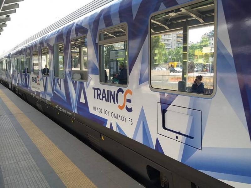 Καταργούνται μέχρι νεωτέρας τα σιδηροδρομικά δρομολόγια στο τμήμα Αθήνα-Χαλκίδα-Αθήνα