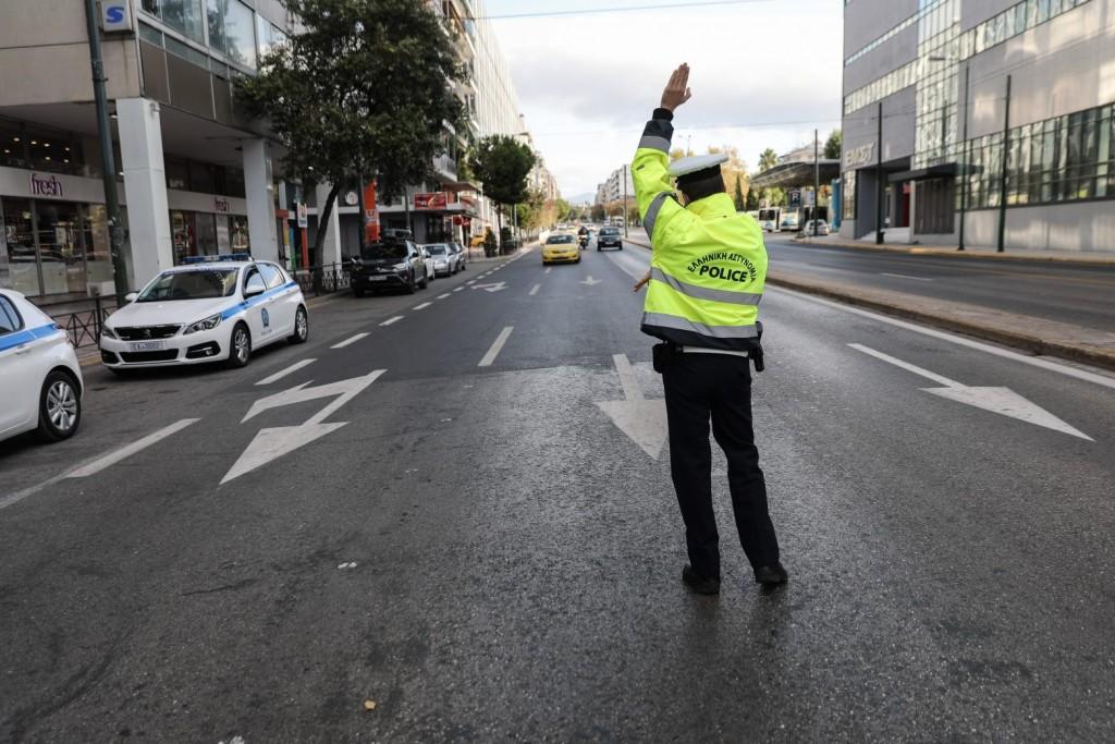 Αθήνα – Κυκλοφοριακές ρυθμίσεις σήμερα Τετάρτη στο κέντρο – Αλλαγές στην κυκλοφορία του Τραμ