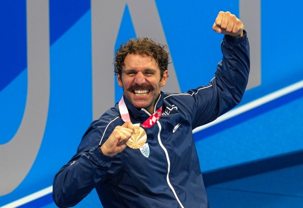 Σακελλαροπούλου – Πολλά συγχαρητήρια στον Αντ. Τσαπατάκη για το χάλκινο στους παραπολυμπιακούς