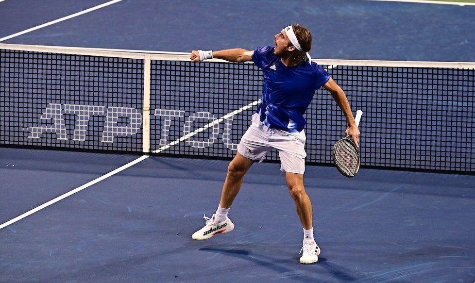 Τσιτσιπάς – «Το τένις είναι παιχνίδι ψυχολογίας»