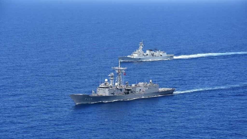 Τουρκία – Κοινή στρατιωτική άσκηση με το Πακιστάν στην Ανατολική Μεσόγειο
