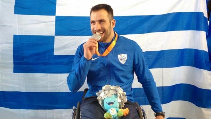 Παραολυμπιακοί αγώνες – Πρώτο μετάλλιο για την Ελλάδα – Χάλκινο ο Τριανταφύλλου στη σπάθη