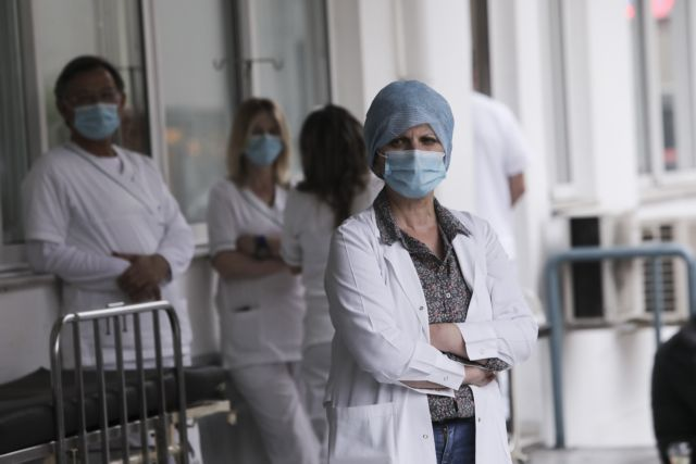 Covid-19 Greece – 2,978 new infections, 22 related deaths, 322 intubated patients on Tues.