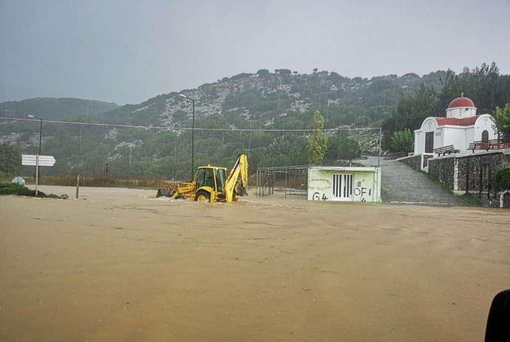 Πλημμύρες Κρήτη – «Δήμοι και περιφέρεια ευθύνονται για τις καθυστερήσεις στις αποζημιώσεις» – Τι λέει ο Καραμανλής