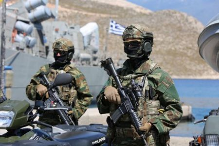 Γιατί έρχονται Αραβες κομάντος στην Αθήνα