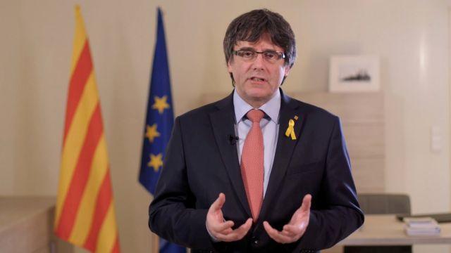 Ισπανία – Ο Καταλανός αυτονομιστής ηγέτης Κάρλες Πουτζντεμόν συνελήφθη στην Ιταλία