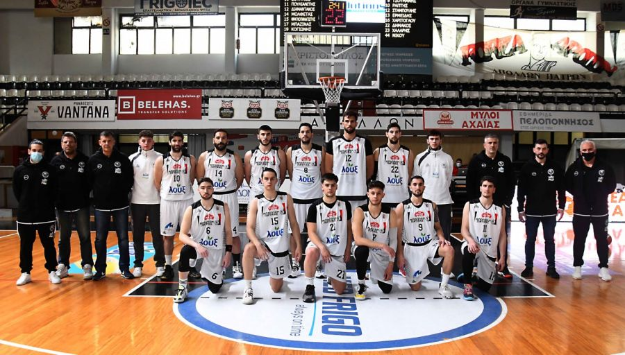 Απόλλων Πάτρας – Δεν πήρε πιστοποιητικό συμμετοχής στη Basket League