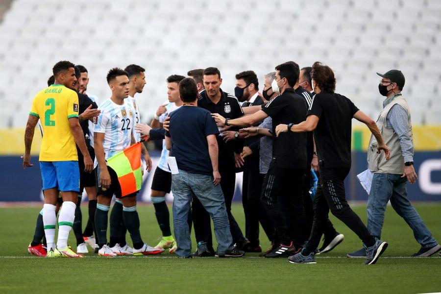 Κίνδυνος φυλάκισης έως και πέντε έτη για τους τέσσερις παίκτες της Αργεντινής