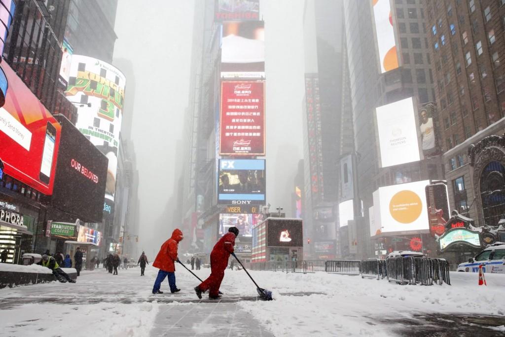 Κλίμα – Πώς η παγκόσμια θέρμανση φέρνει βαρυχειμωνιά στη Βόρεια Αμερική