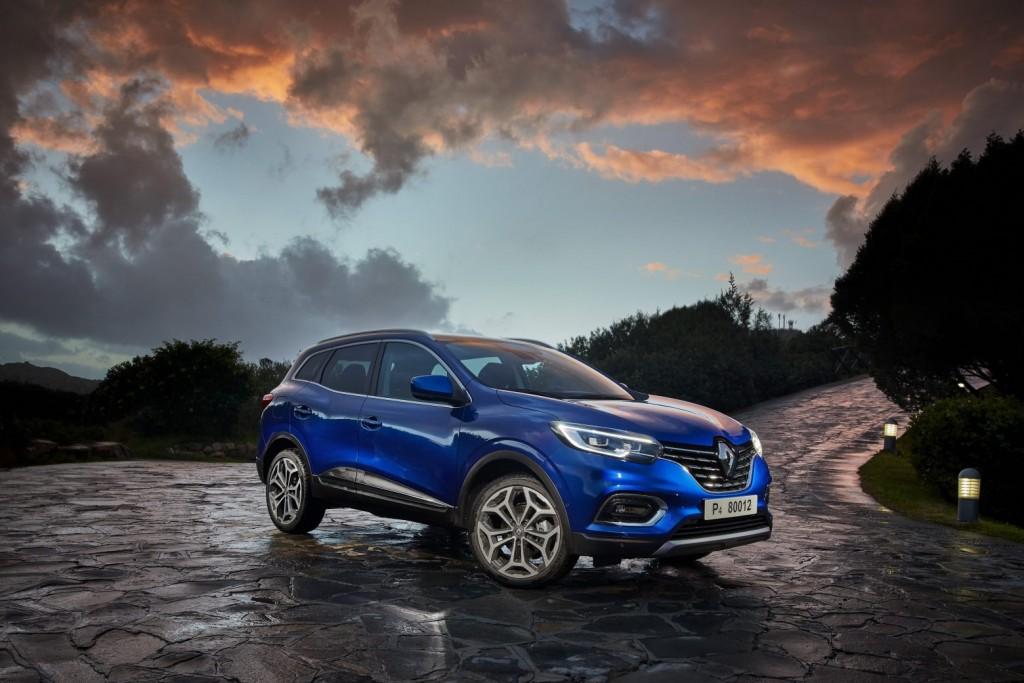 Νέο ηλεκτρικό μέλλον για το Renault Kadjar