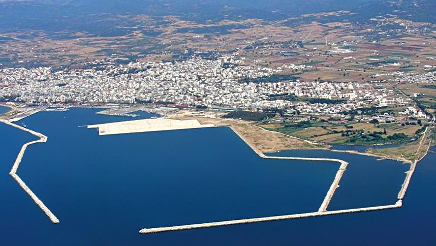 ΤΑΙΠΕΔ – Η Αλεξανδρούπολη μπαίνει στο χάρτη των παγκόσμιων εφοδιαστικών αλυσίδων