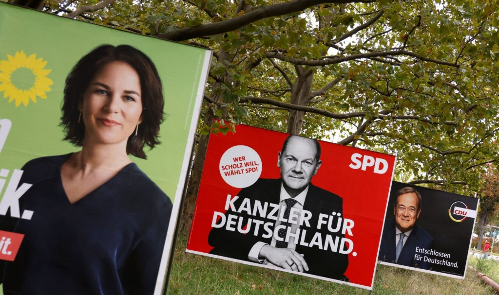 Η αβέβαιη επόμενη μέρα για τη Γερμανία – τα σενάρια των γερμανικών εκλογών