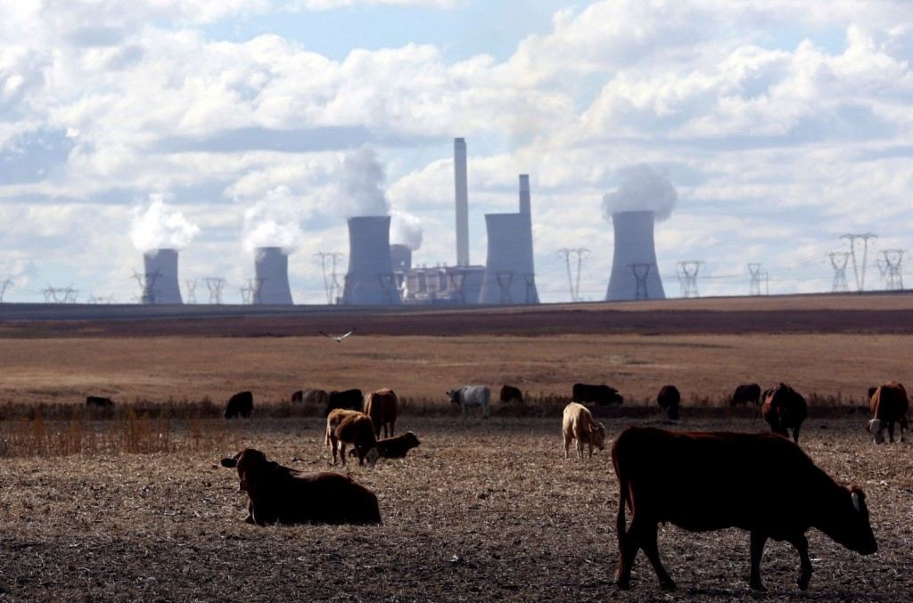 Κλιματική αλλαγή – Η ΕΚΤ προειδοποιεί για συρρίκνωση του ΑΕΠ