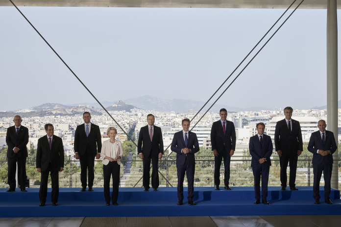 Southern EU leaders sign Athens Declaration to combat climate change, protect Mediterranean