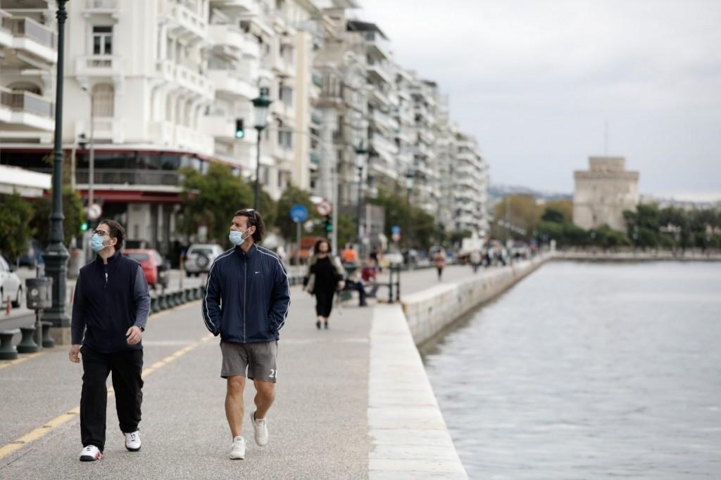 Οικονόμου – Δεν είμαστε μπροστά σε lockdown στη Θεσσαλονίκη