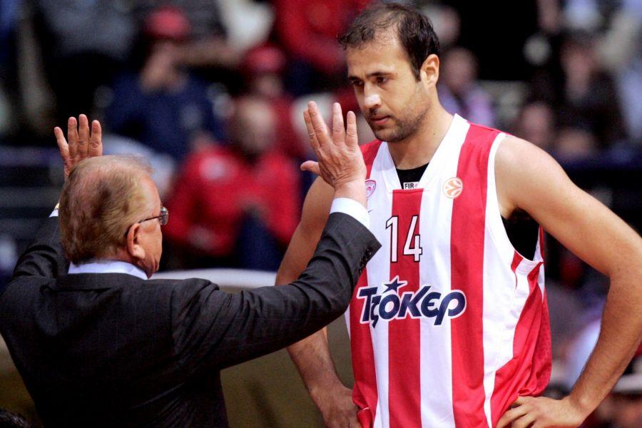 Γλυνιαδάκης – «Ο Ίβκοβιτς υπήρξε κορυφαίος σε δύο διαφορετικές εποχές του μπάσκετ»