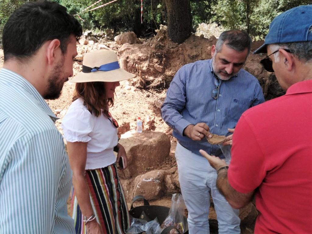 Επίσκεψη της Βικτόριας Χίσλοπ στο Οροπέδιο Λασιθίου