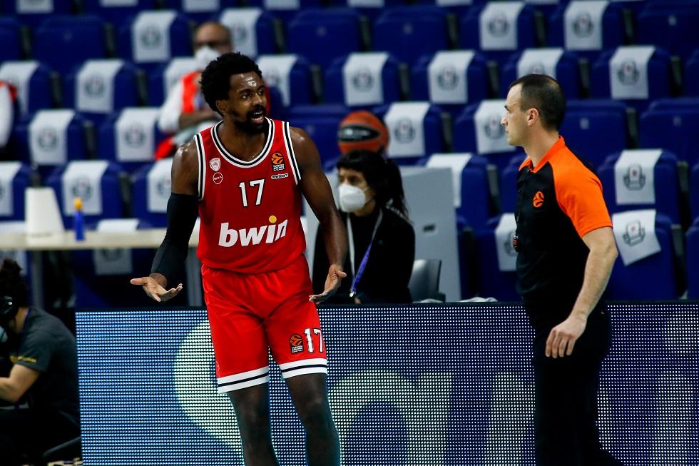Ζαν-Σαρλ – «Playoffs στην Ευρωλίγκα, νταμπλ στην Ελλάδα»
