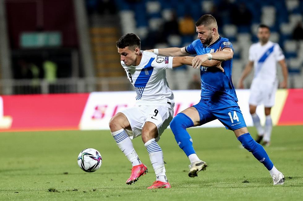 Το πλάνο του Φαν Σιπ για Κατάρ… ξέμεινε στην Πρίστινα (1-1)