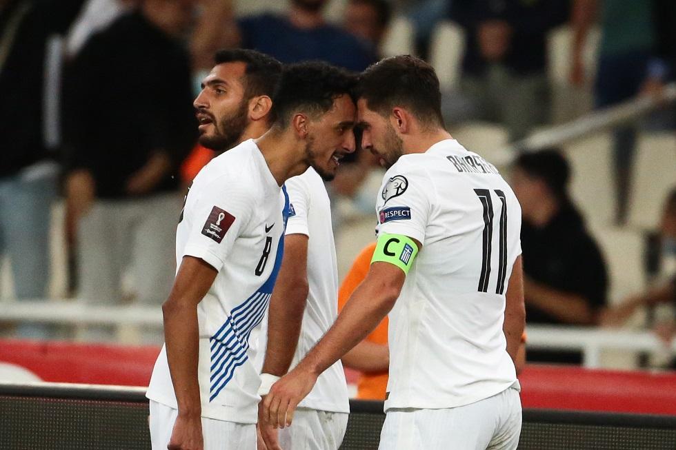 Ελλάδα – Σουηδία 2-1 – Ο Οτο έκανε το θαύμα του