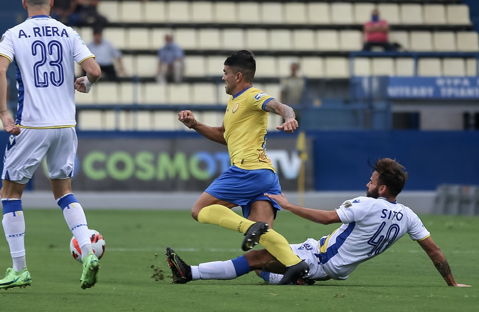Παναιτωλικός – Αστέρας Τρίπολης 0-0 – Σαν να μην ξεκίνησε…