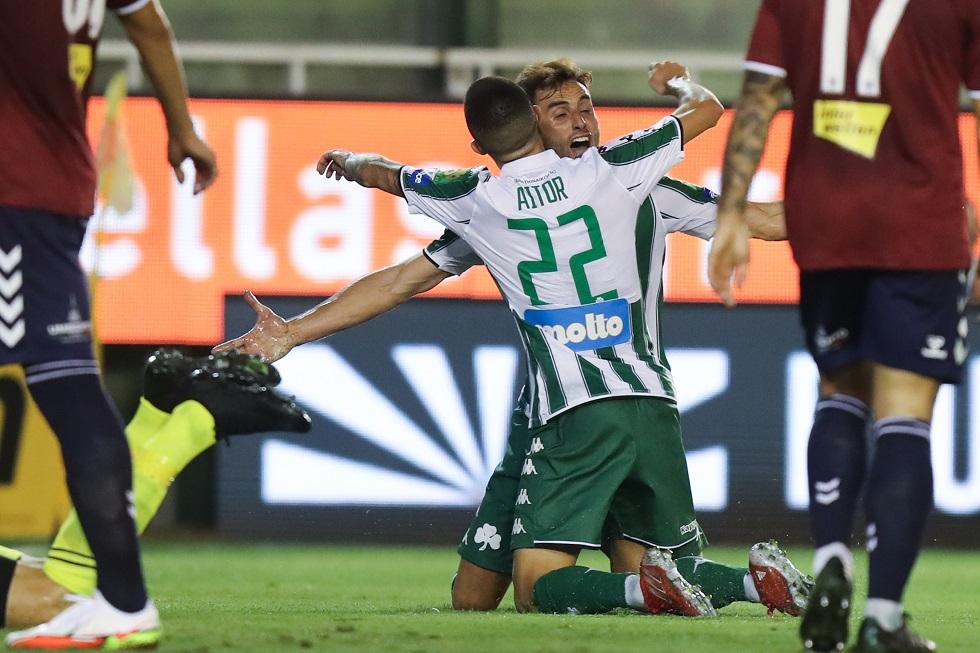 Ο Μαουρίτσιο το πρώτο γκολ της σεζόν (vid)
