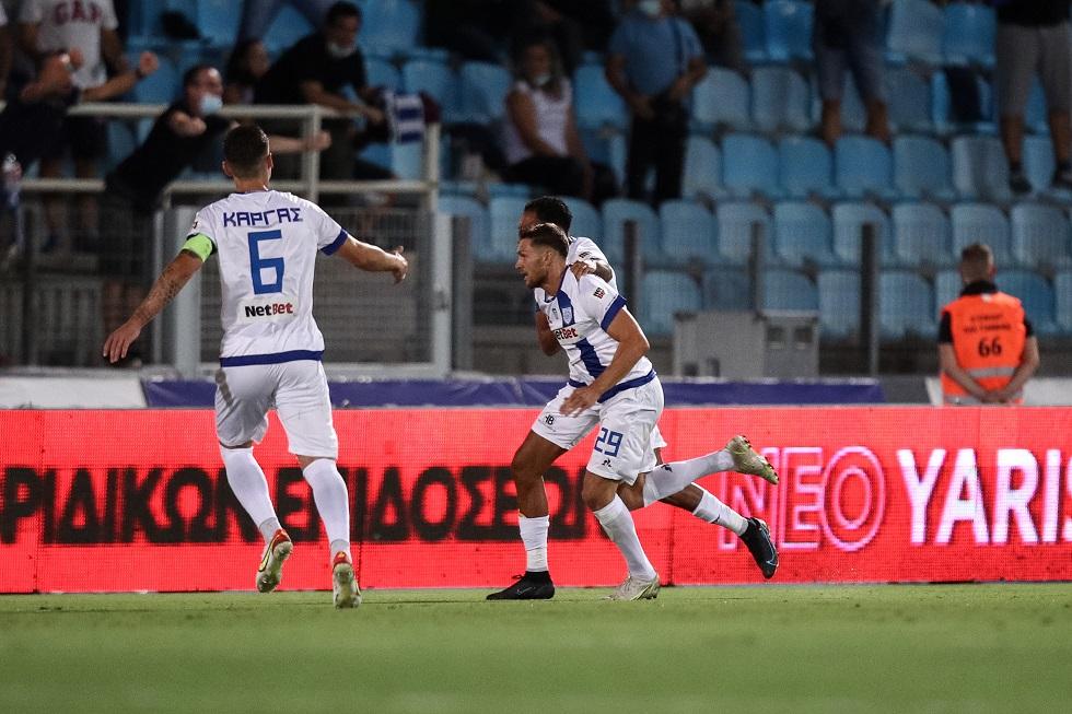 Απίθανο γκολ του Γκαρντάφσκι και 1-0 ο ΠΑΣ (Vid)