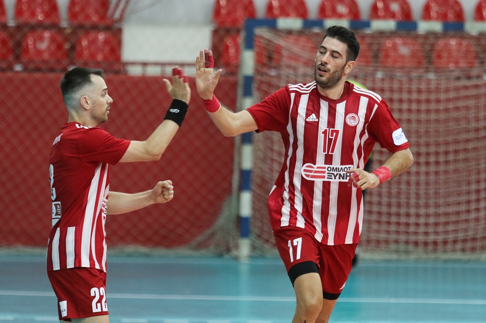 Πρεμιέρα με νίκη επί του Διομήδη Άργους για τον Ολυμπιακό (27-23)