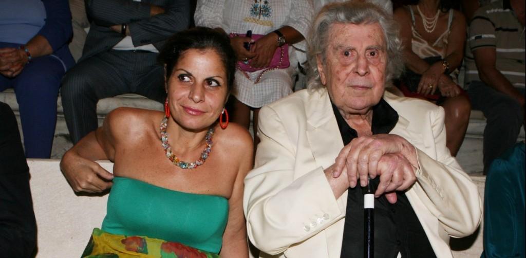 Μίκης Θεοδωράκης – Εξιτήριο από το νοσοκομείο για την κόρη του, Μαργαρίτα