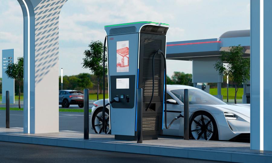 H ABB λανσάρει τον ταχύτερο φορτιστή ηλεκτροκίνητων