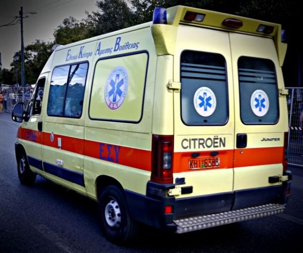 Κρήτη - Τροχαίο στην παραλιακή Ηρακλείου - Τραυματίστηκε 25χρονος
