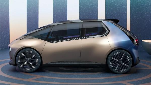 BMW i Vision Circular Concept: Από βιώσιμη ύλη