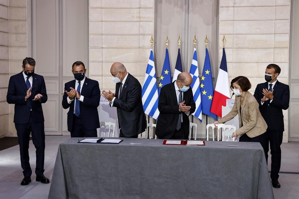 Op-ed: A wrong-headed clause in Greece-France agreement