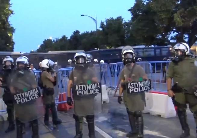 Θεσσαλονίκη – «Φρούριο» η πόλη ενόψει ΔΕΘ – Συναγερμός για τους αντιεμβολιαστές