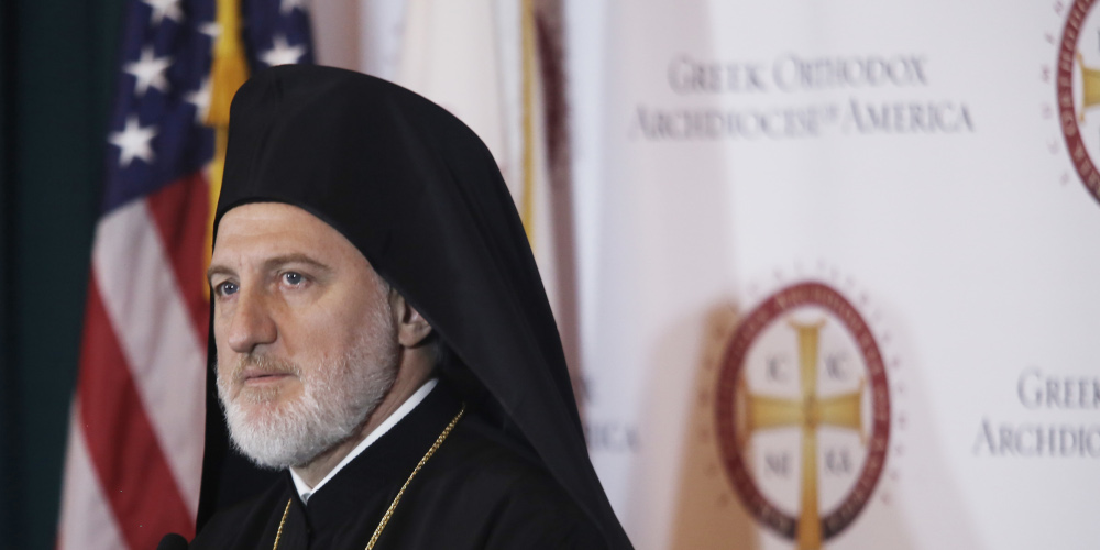 Mitsotakis, Elpidophoros to meet after government's row with Archbishop of America
