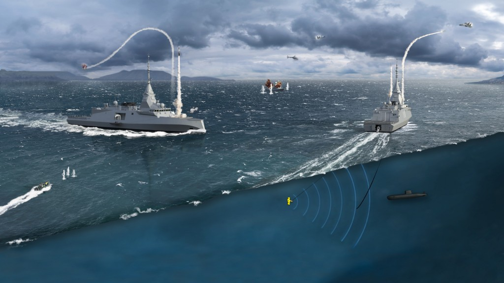 Naval Group – The Memorandum of Understanding for the FDI Hellenic Navy frigates