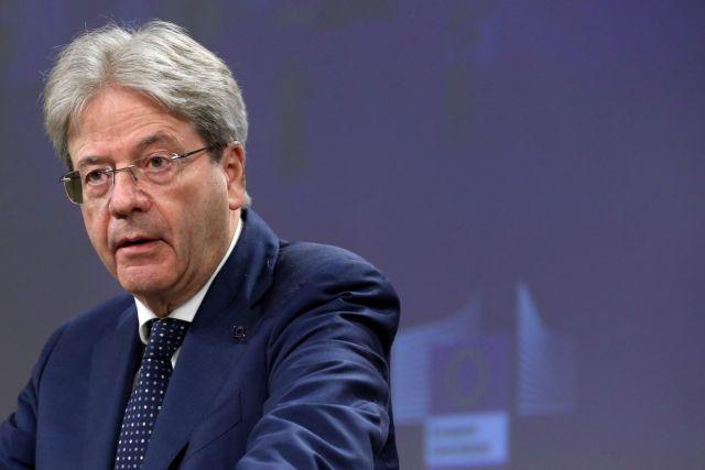 Τζεντιλόνι στο Συνέδριο του ΙΟΒΕ – Σημαντική πρόοδος για την ελληνική οικονομία
