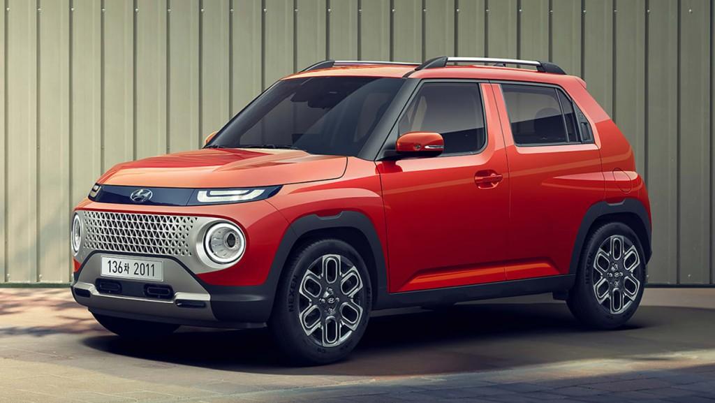 Hyundai Casper: Περιπέτεια υπό κλίμακα