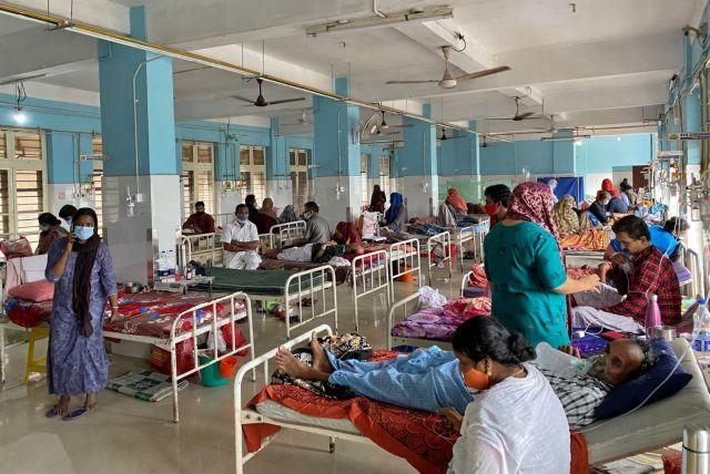 Μυστηριώδης πυρετός σκοτώνει παιδιά στην Ινδία