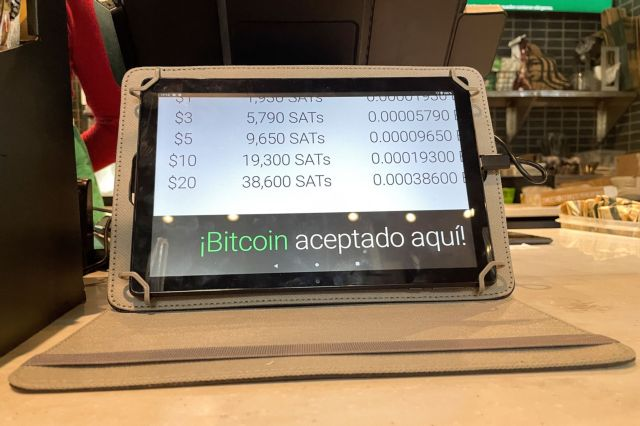 Ελ Σαλβαδόρ – Με σοβαρές αναταράξεις σε τιμές και χρέος ξεκίνησε το στοίχημα με το Bitcoin