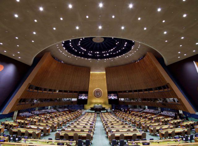 ΟΗΕ – Συνάντηση ΥΠΕΞ της ΕΕ – Προσπαθεί να ρίξει τους τόνους η Ευρώπη για την AUKUS