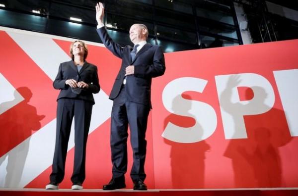 Γερμανικές εκλογές – Οι πρώτες δηλώσεις Λάσετ και Σολτς