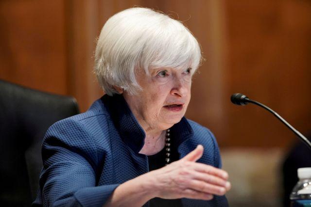 Υπ. Οικονομικών ΗΠΑ – Η κήρυξη στάσης πληρωμών θα πυροδοτούσε «ιστορική οικονομική κρίση»
