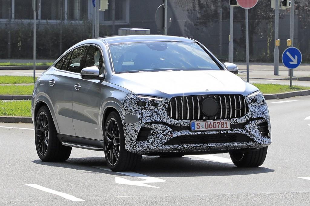 Mercedes-Benz GLE Coupe: Ανεπίσημη πρώτη