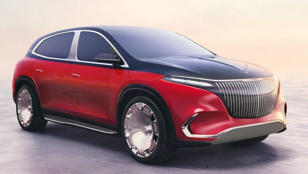 Mercedes-Maybach EQS: Πολυτελείς εκκεντρικότητες ηλεκτροκίνησης